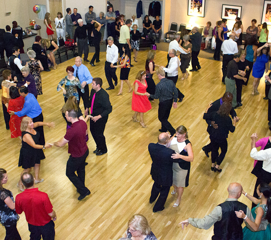 Social Dancing, The Dancing Feeling
