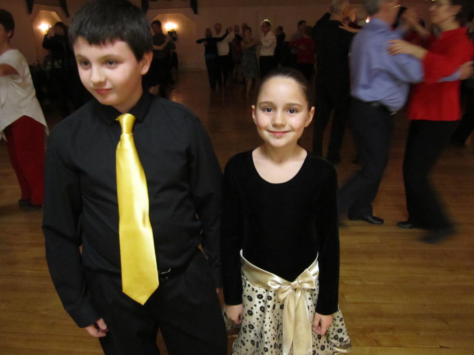 school ballroom dancing