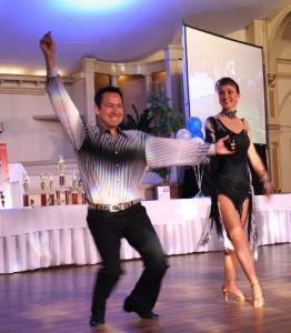 Dancing Ballroom Warwick RI Studio Mentoring Mario