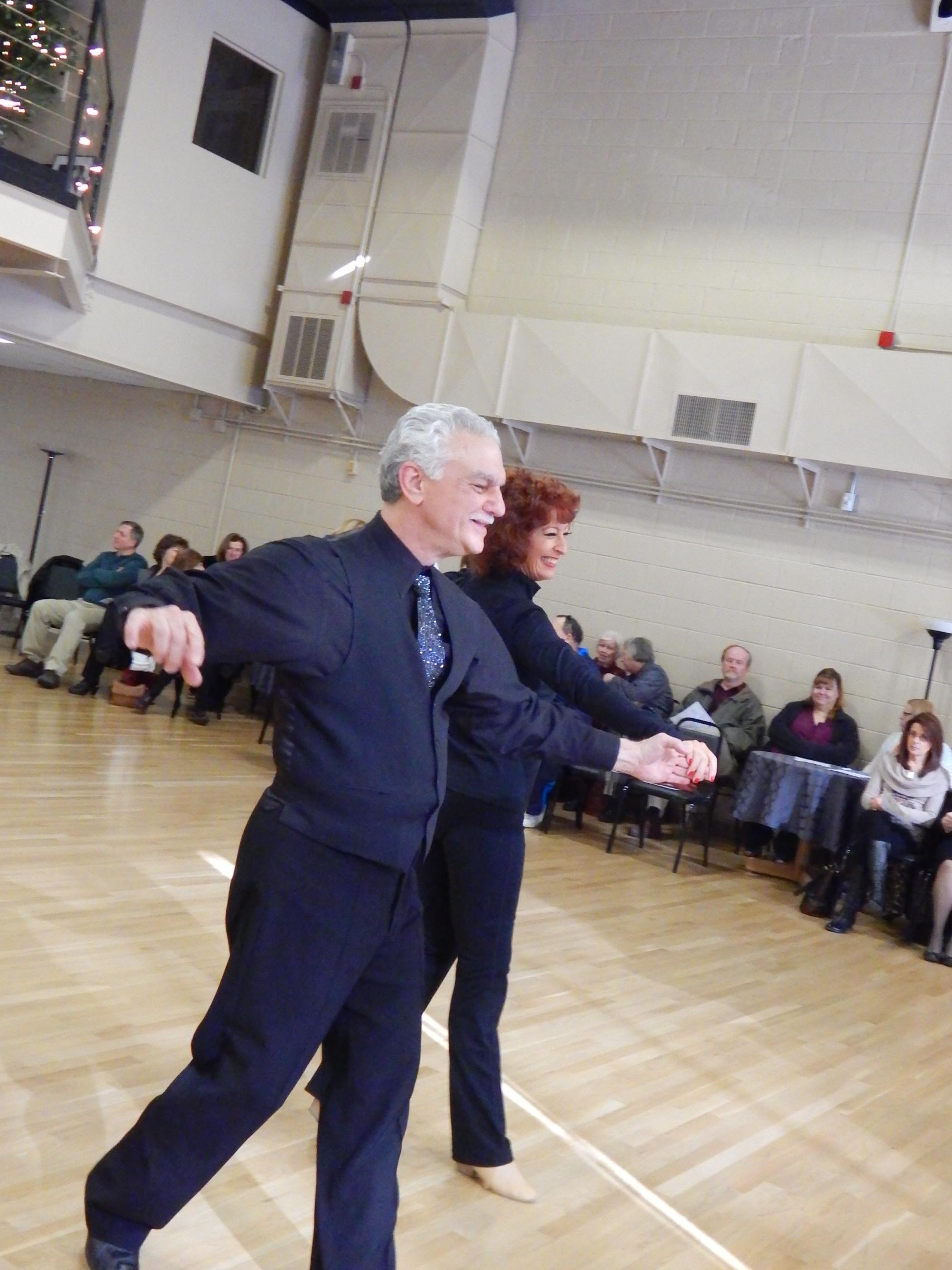 Ballroom, Warwick, RI, Showcase, Practice, Social