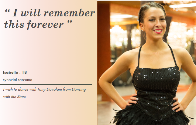 Ballroom Dance Studio Wish