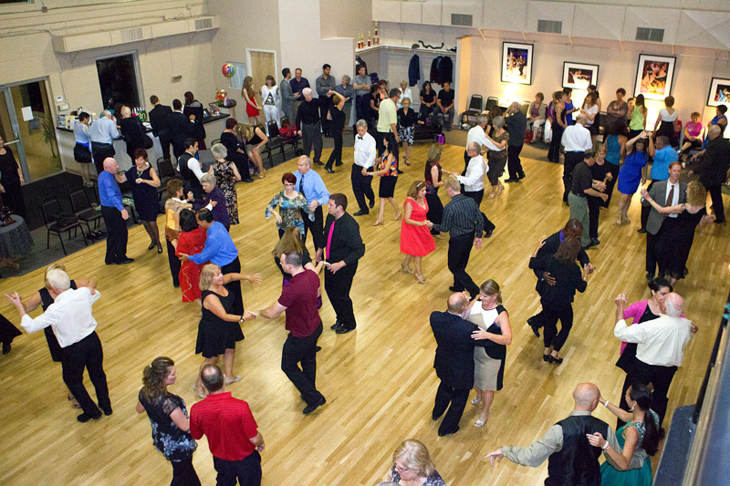 Ballroom Dance Nightlife
