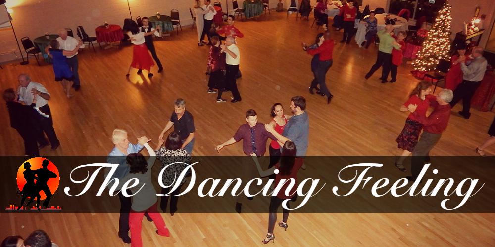 the dancing feeling holiday social dance
